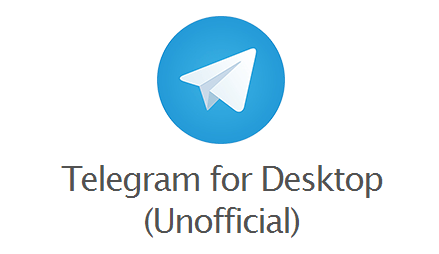 Telegram for desktop (Unofficial)