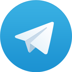 Telegram messenger logo