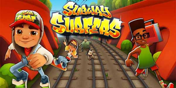 Subway Surfers photo