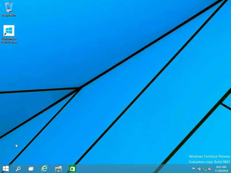 Windows 10 - Windows 7 vs Windows 10