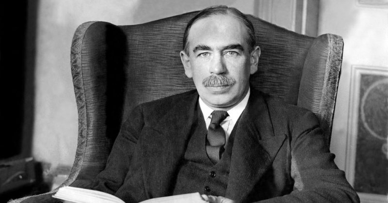 10 Best Quotes on Economics by John Maynard Keynes